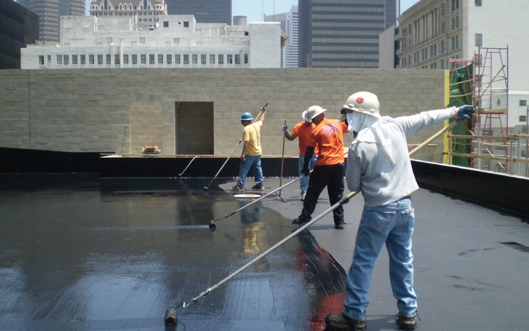 7 Points You Look-Into Before Water Proofing Task