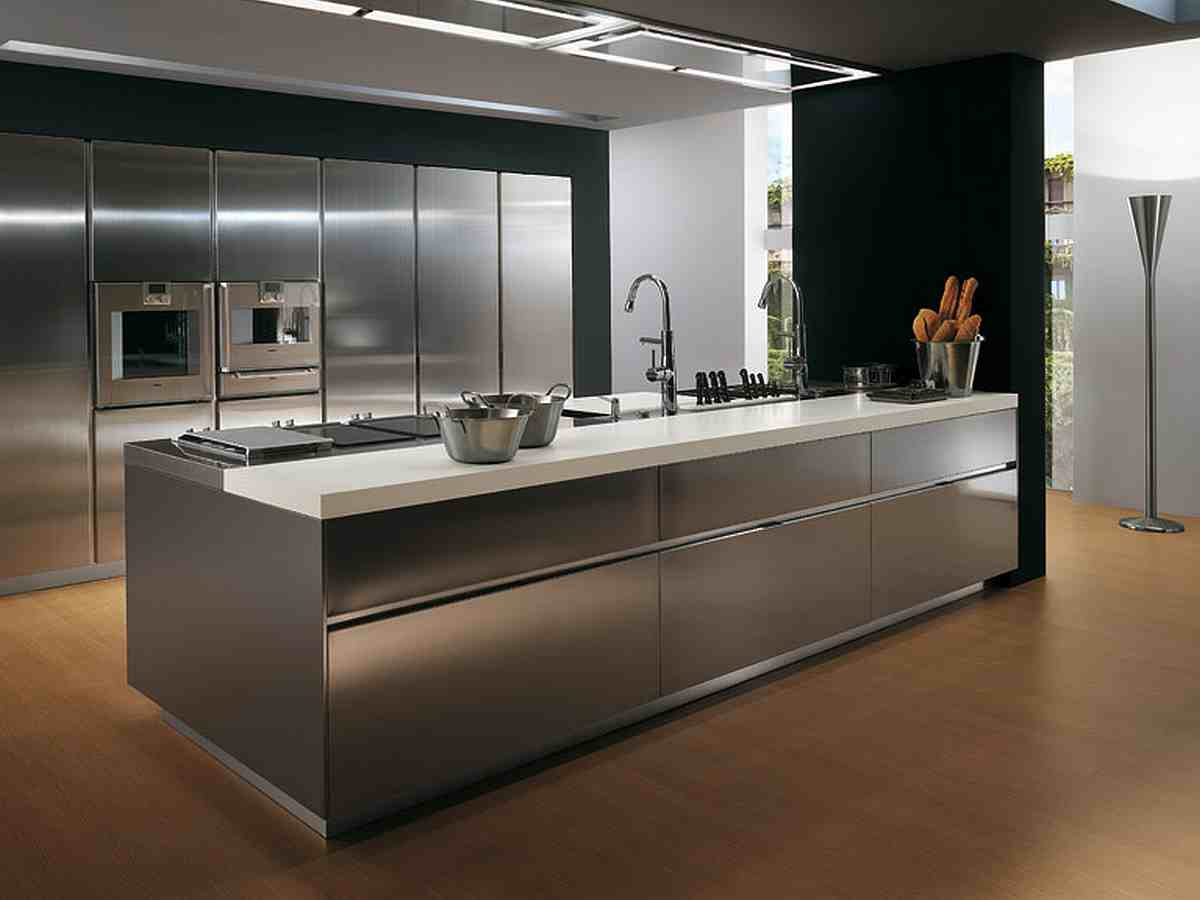 Stainless Steel Kitchens In Sydney: Giving Your Kitchen A Modern And Trendy Look.