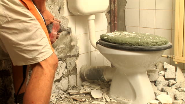 Best bathroom demolition