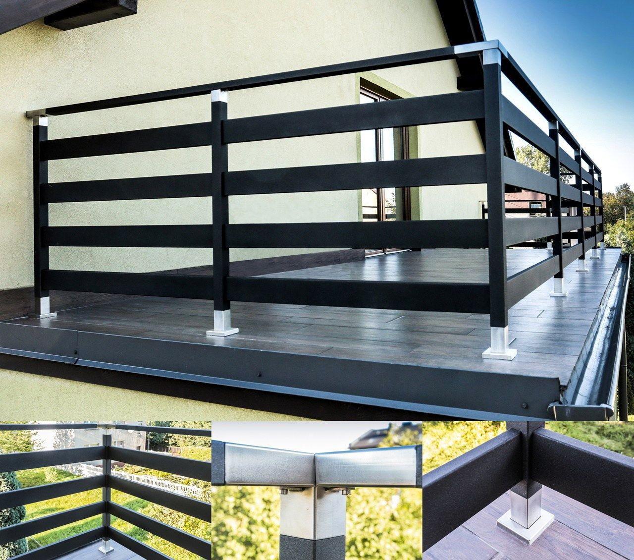 Why Use Stainless Balcony Railings?