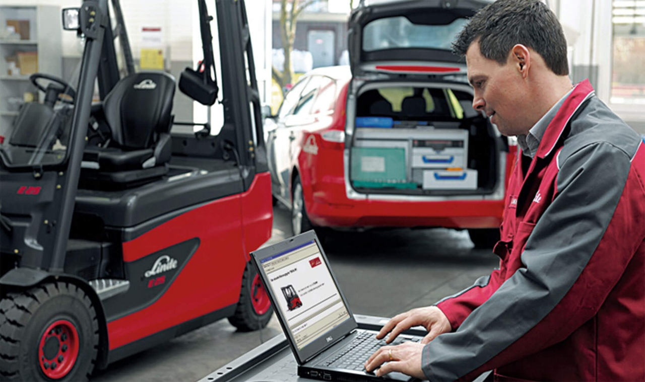 Follow These Preventive Measures Regularly For The Best Forklift Performance!