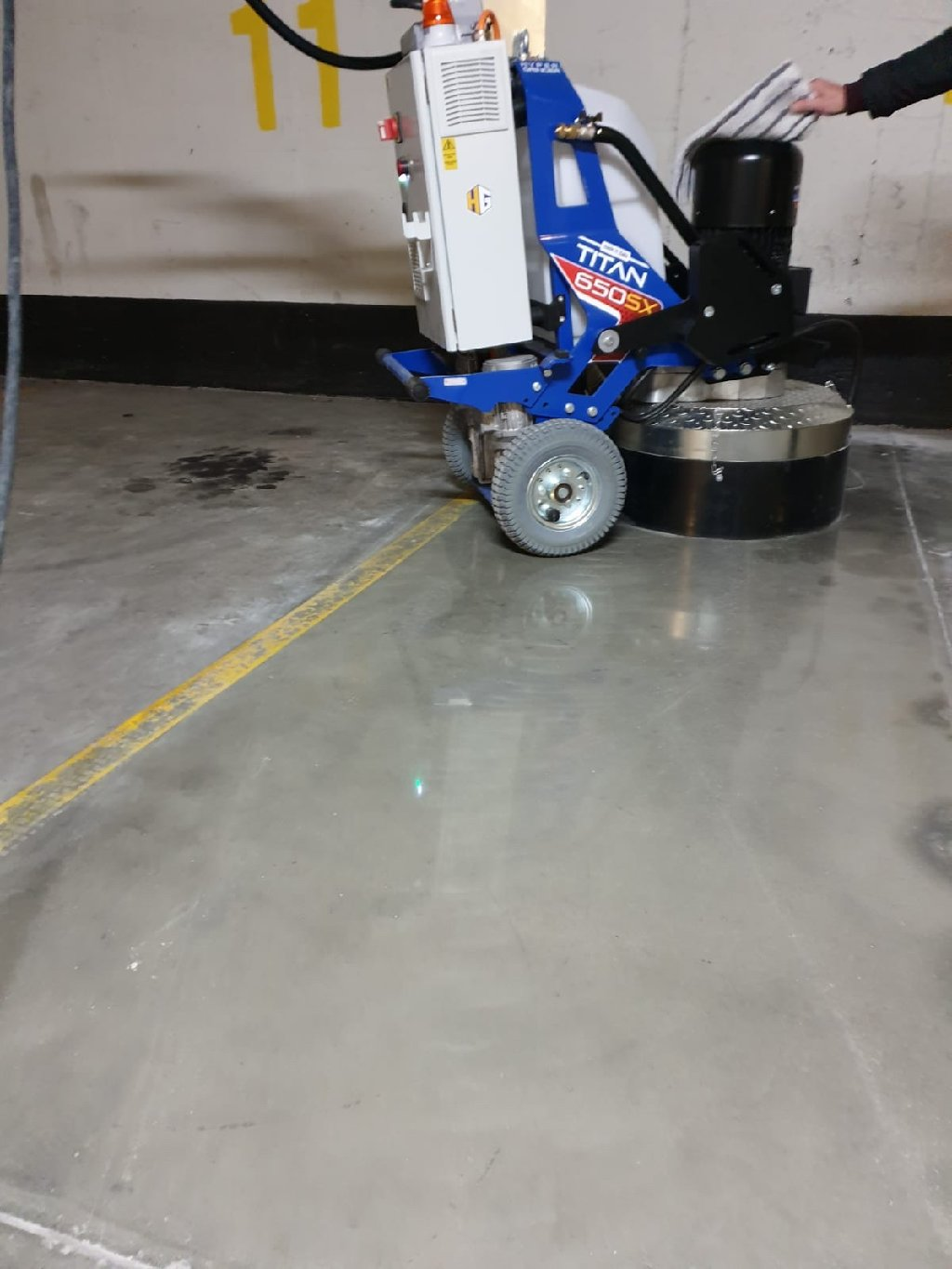 What Are Concrete Densifiers And Why Are They Significant?