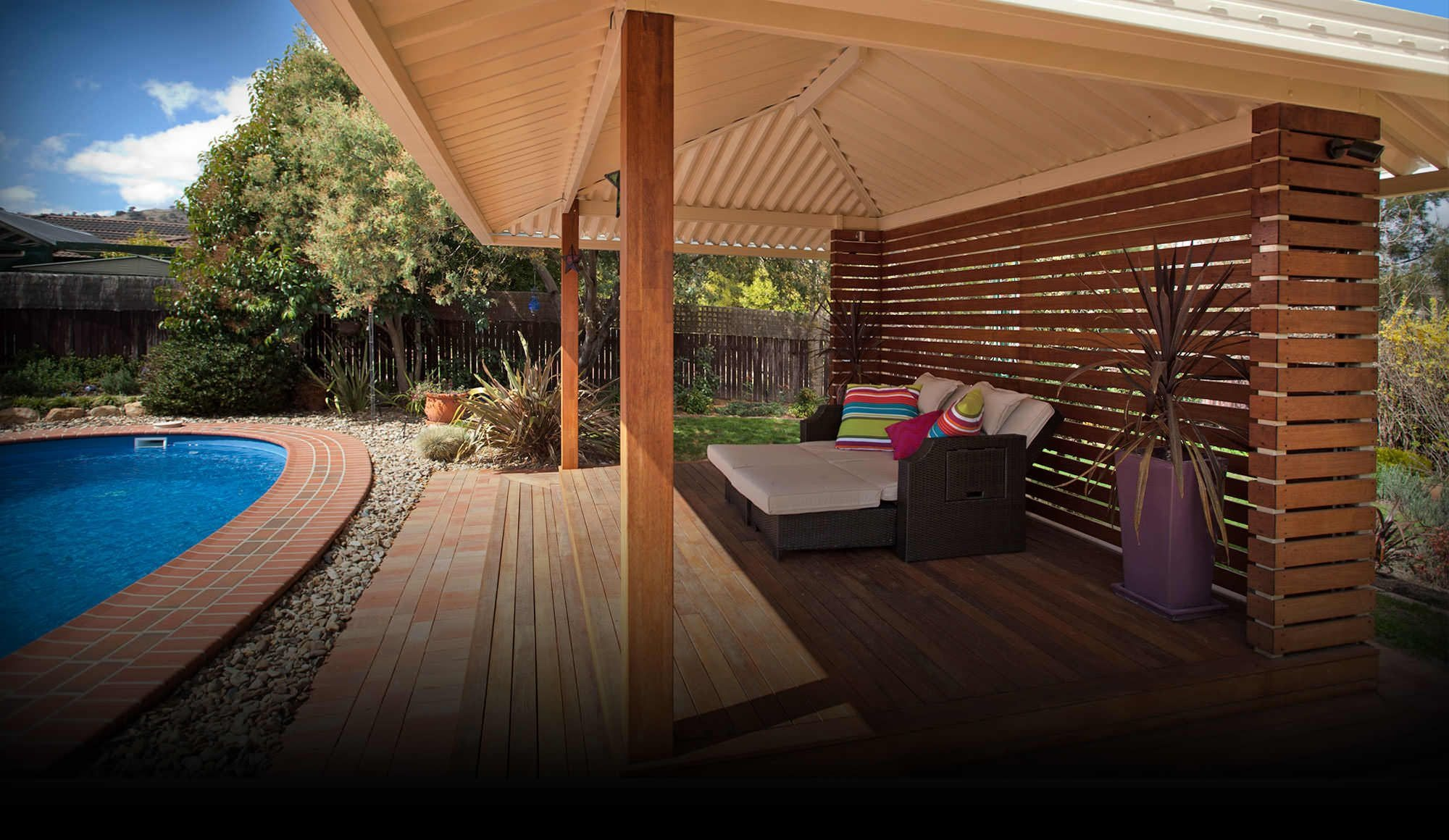 Guidelines For Patio Designing