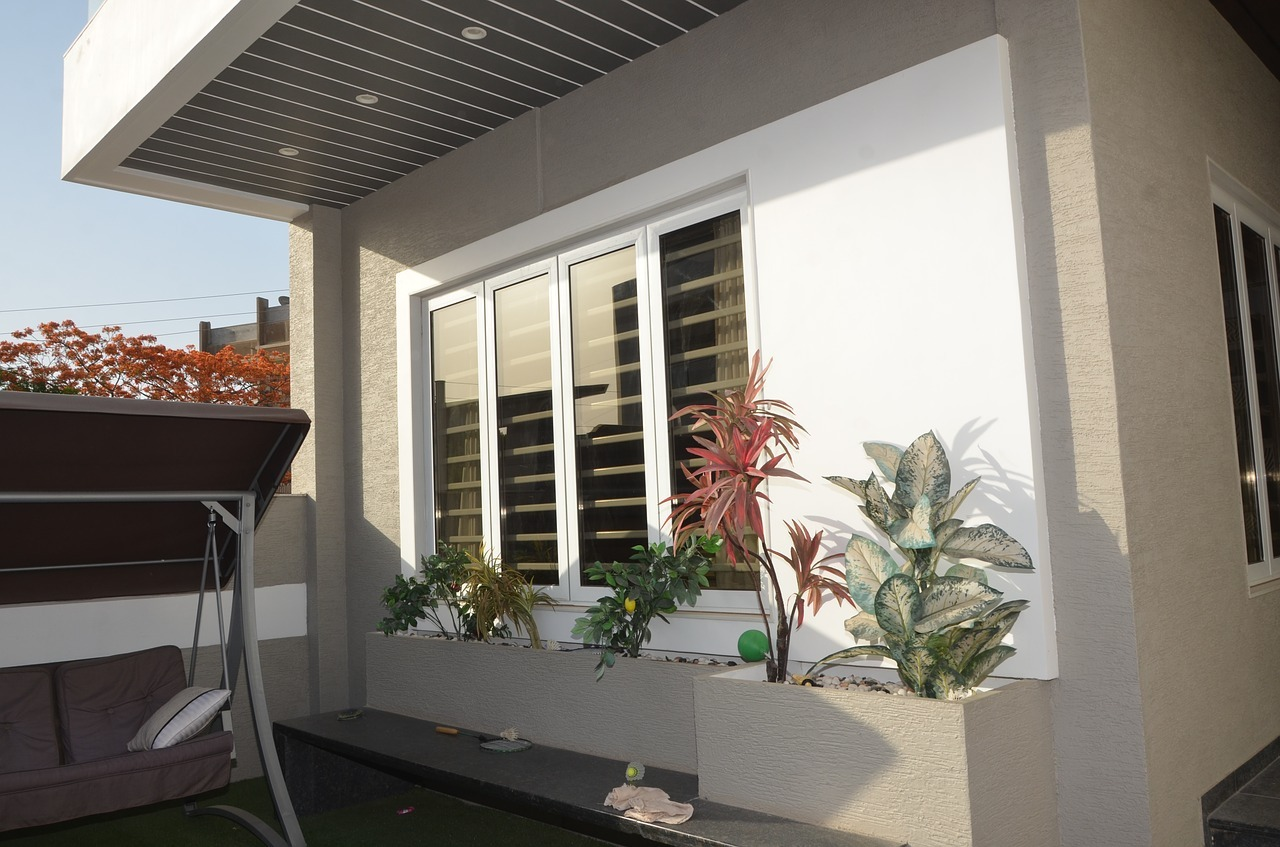 Why Is Aluminium A Better Option For Window Frames?