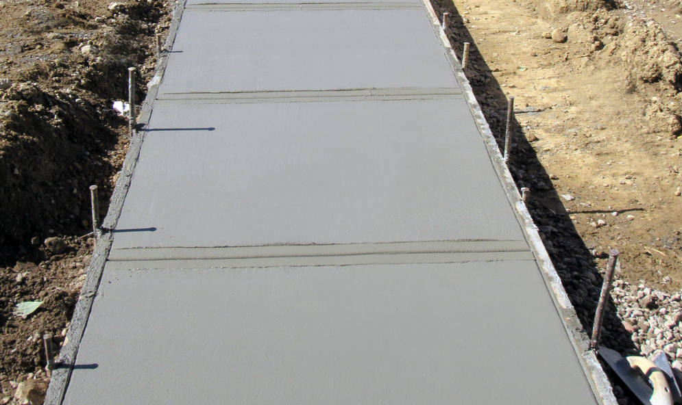What Are The Best Advantages Of Concrete Footpaths?