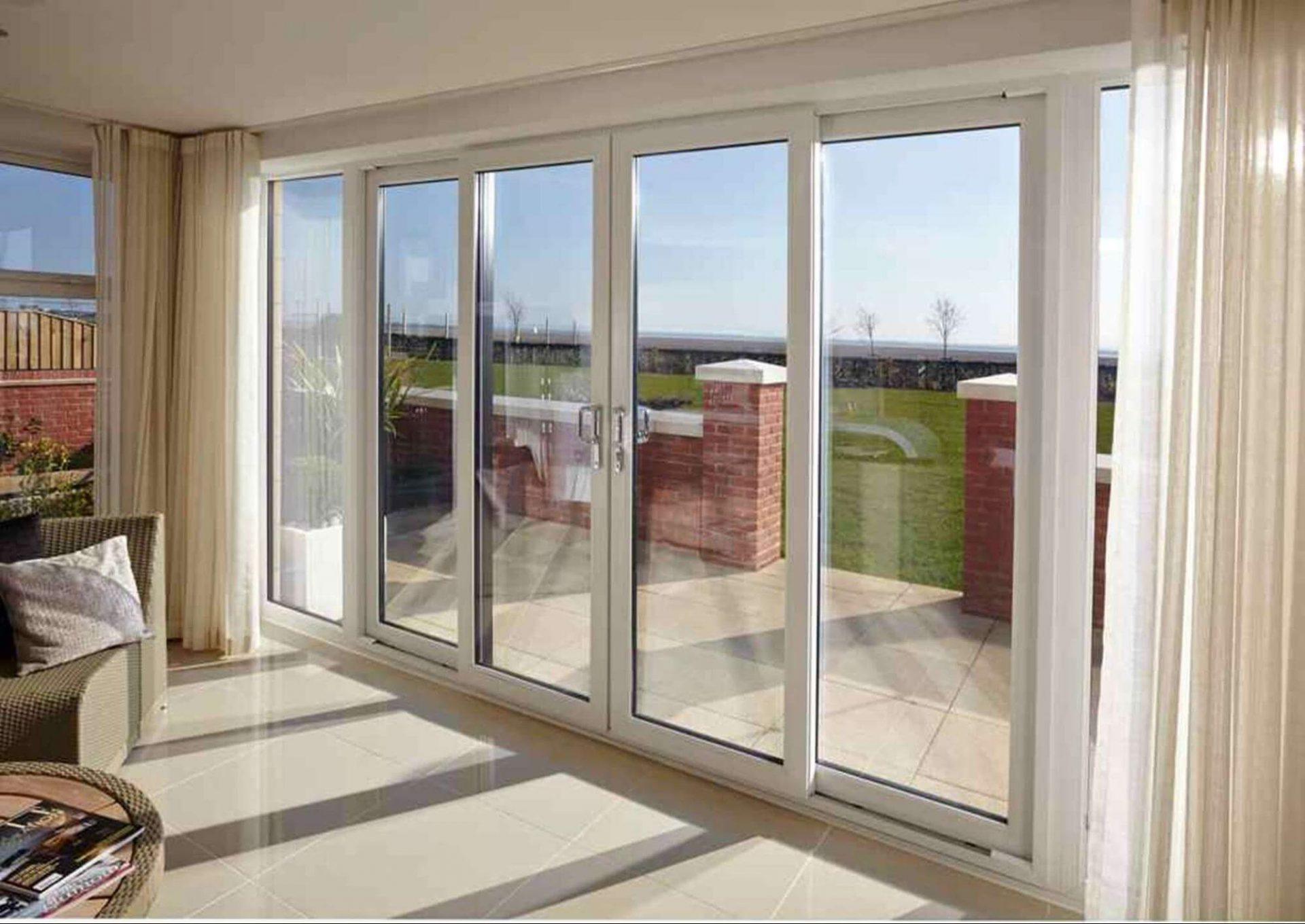 Advantages of Aluminium Sliding Doors And Aluminium Doors